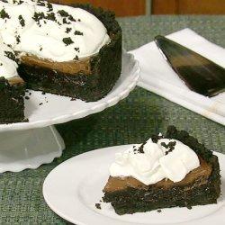 Carla Hall's Mississippi Mud Pie