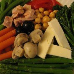Antipasto for Dinner