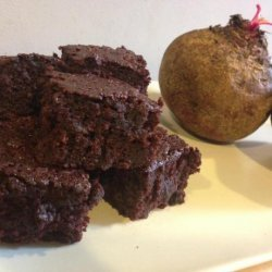 Rich & Guiltless Beetroot Brownies recipe