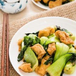 Crispy Tofu Stir Fry
