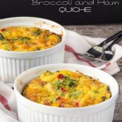 No-Crust Quiche
