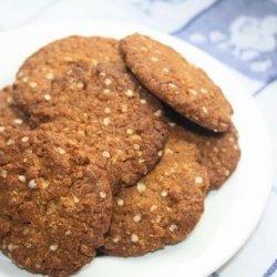 Gluten-Free Anzac Biscuit