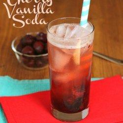 Cherry Vanilla Cream Soda