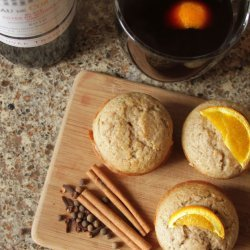 Mulled Wine Muffins