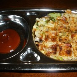 Waffled Rice