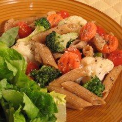 Roast Vegetables Primavera