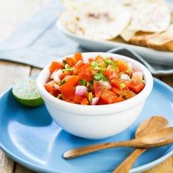 Tomato-Cucumber Salsa
