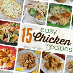 Mom's Easy Chicken