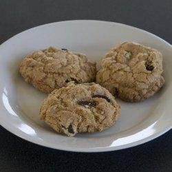 Gluten Free Chocolate Chip, Raisin, Walnut Cookies