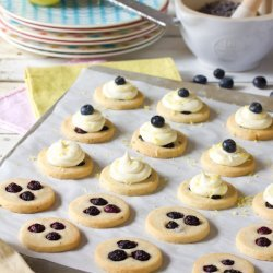 Frosted Shortbread