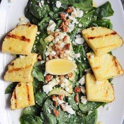 Spinach & Avocado Salad