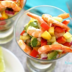 Shrimp Salsa recipe