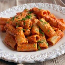 Tomato Cream Pasta Sauce