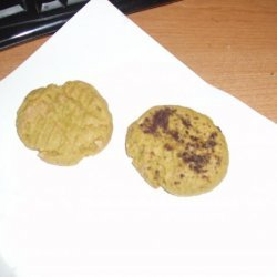 No Sugar Added Sunflower-Butter Cookies