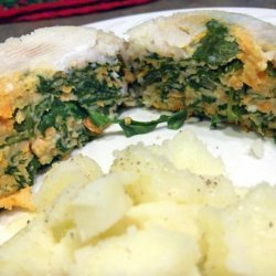 Spinach-Stuffed Sole