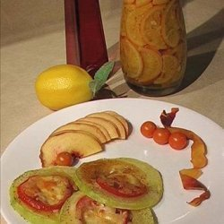 Summer  Veggie Disks recipe