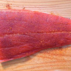 Grilled Spice-Rubbed Salmon