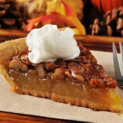 Holiday Pecan Pie