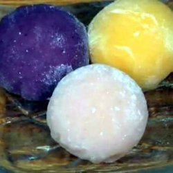 Hot Ice Cream Balls