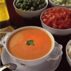 Real Spanish Gazpacho