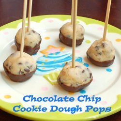 Chocolate Chip Cookie Pops