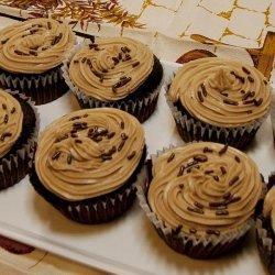 Fudge Cupcake Frosting