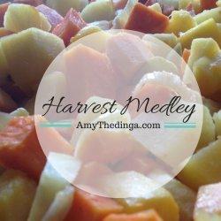 Harvest Vegetable Medley