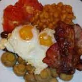 La Gléhias Full English Breakfast recipe
