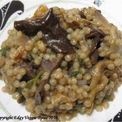 Mushroom Veggie Couscous