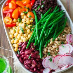 Healthy Bean Salad