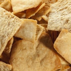 Low Fat Pita Chips recipe
