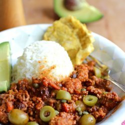 Cuban Picadillo Recipe with Ground Beef