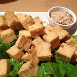 Peanut Dipping Sauce For Fried Tofu