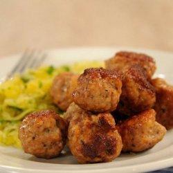 Ground Turkey Meatballs