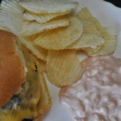 Cottage Cheese Onion Dip