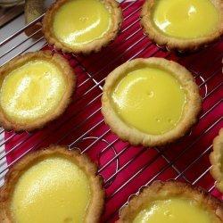Hong Kong Style Egg Custard Tart