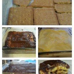 Chocolate Eclaire Pie
