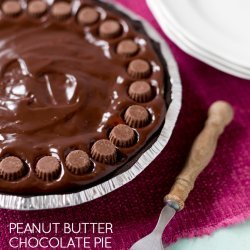 Peanut Butter and Chocolate Pie