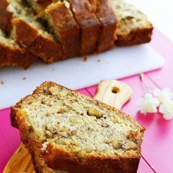 Hawaiian Banana Nut  Bread