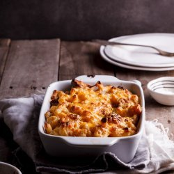 Simply Delicious Macaroni and Cheese