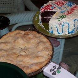 The Best Low-Fat Apple Pie