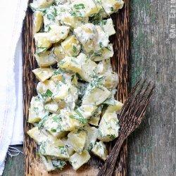 Potato Salad Provencal