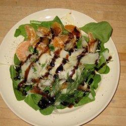 Arugula Salad With Fennel, Oranges and Pecorino Romano