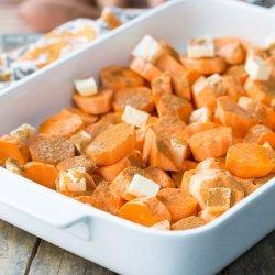 Maple Cinnamon Sweet Potatoes