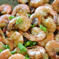 Barbecue Shrimp - New Orleans Style