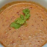 Thai Satay Peanut Dipping Sauce recipe