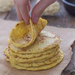 Grain-Free Tortillas (Paleo)