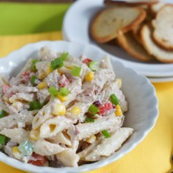 Penne and Tuna Pasta Salad