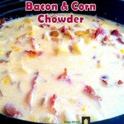Crock-Pot Corn Chowder