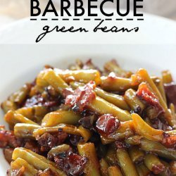 Barbecued Green Beans recipe